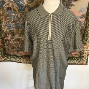 Ermenegildo Zegna Men's Polo Shirt